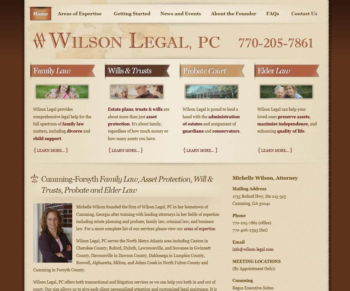 Wilson Legal