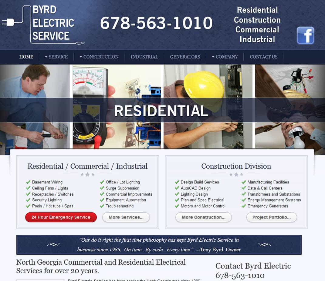 Byrd Electric