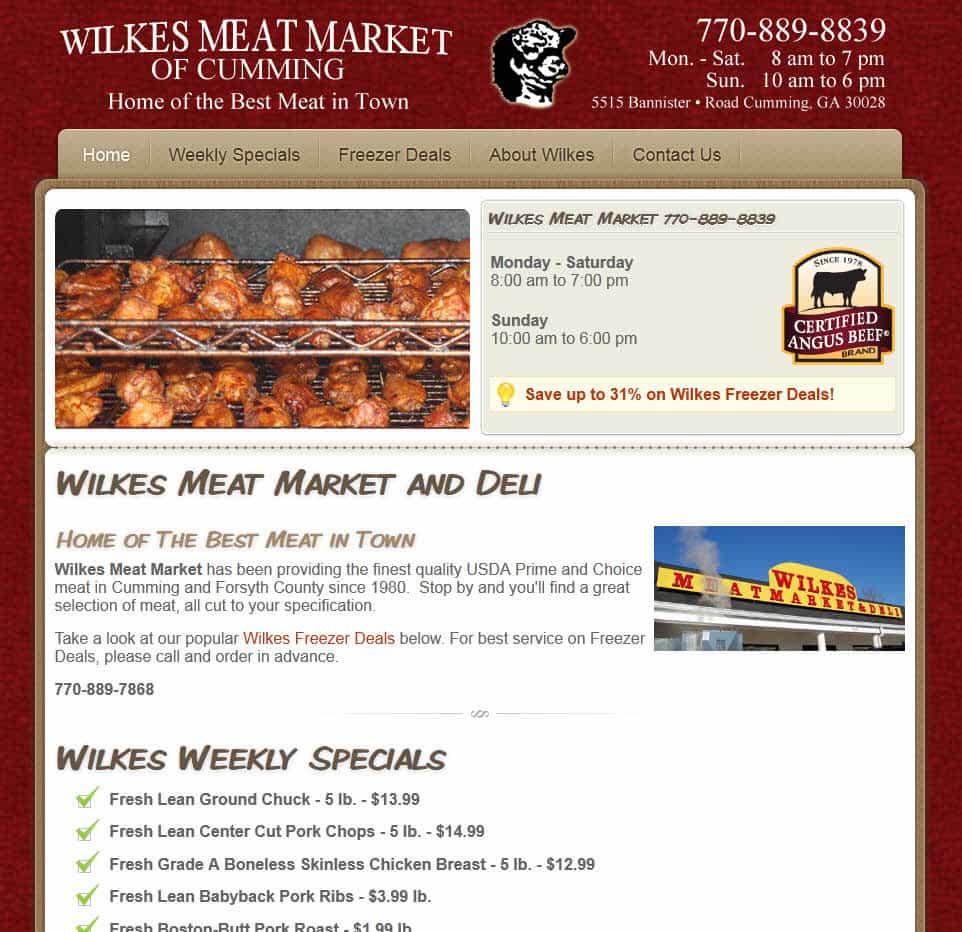 Wilkes Meat Market