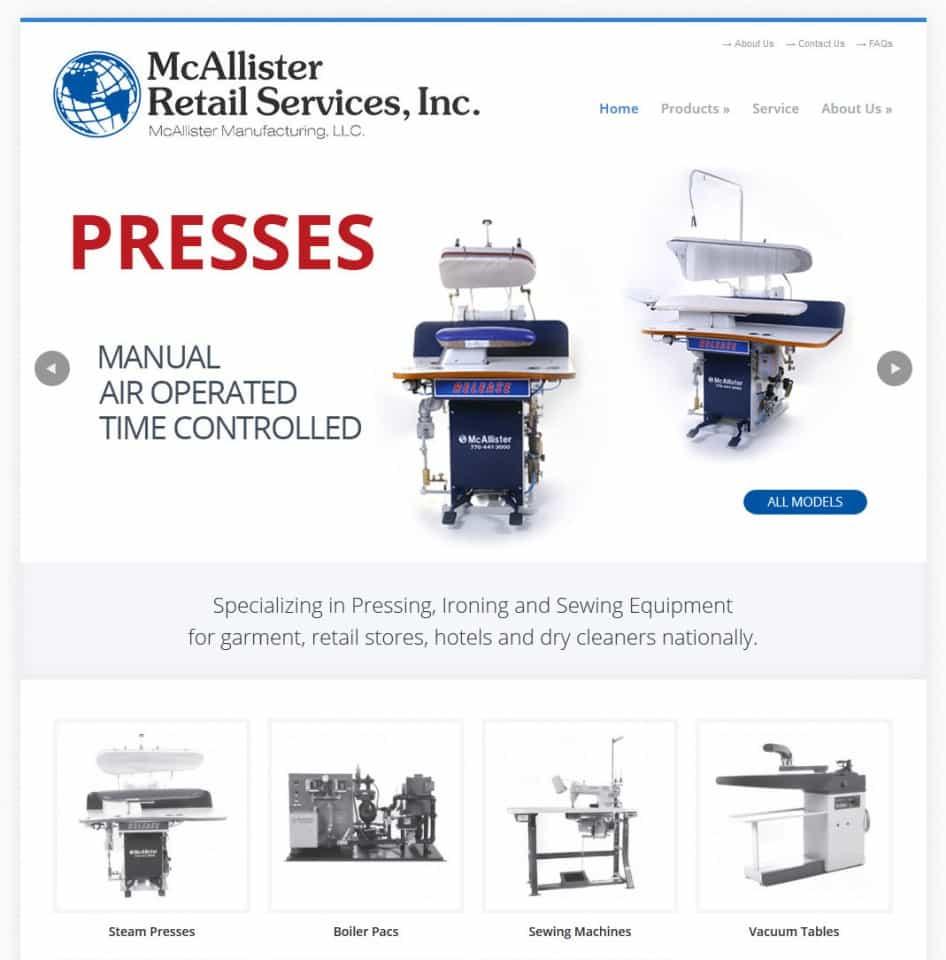 McAllister Retail Services