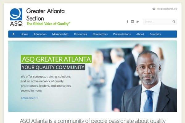 ASQ Atlanta Section Website