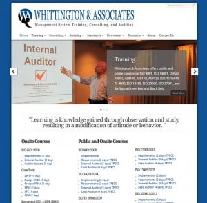 Whittington Associates 2014