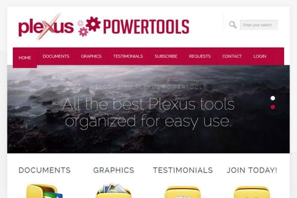 Plexus Power Tools