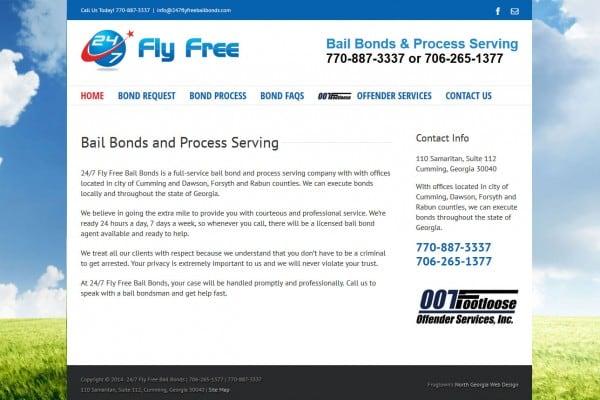 24/7 Fly Free Bail Bonds