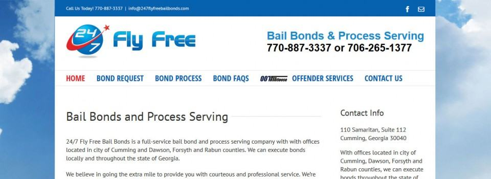 24/7 Fly Free Bail Bonds