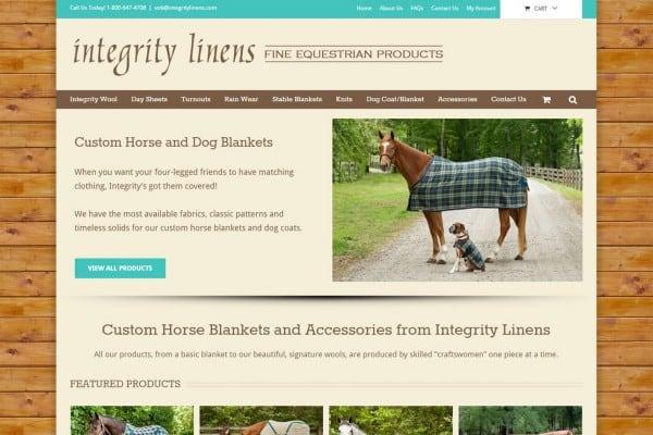 Integrity Linens