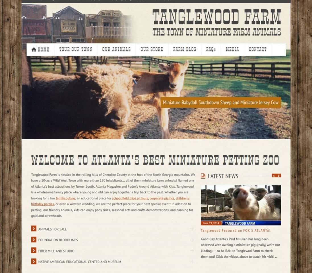Tanglewood Farm Miniatures