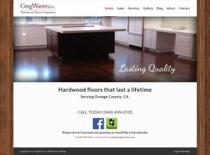 Orange County Hardwood Floors