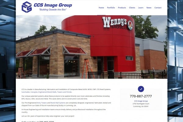 CCS Image Group WordPress