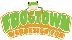 Frogtown's North Georgia Web Design