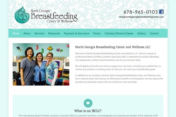 North Georgia Breastfeeding Cebter