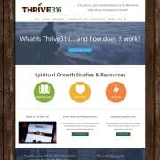 WordPress for Thrive316