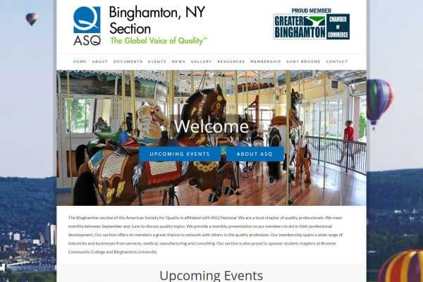 ASQ Binghamton