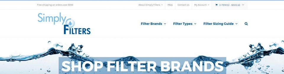Simply Filters WordPress