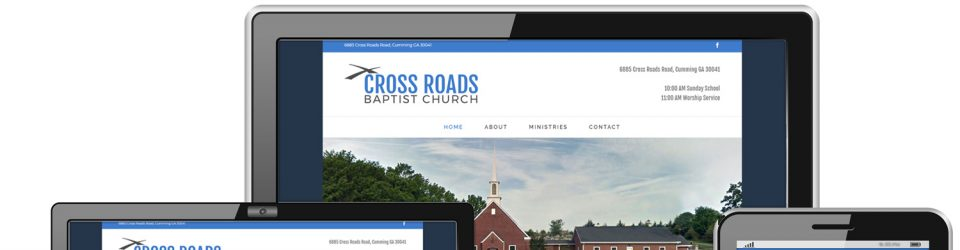 Cross Roads Baptist Church in Cumming, GA