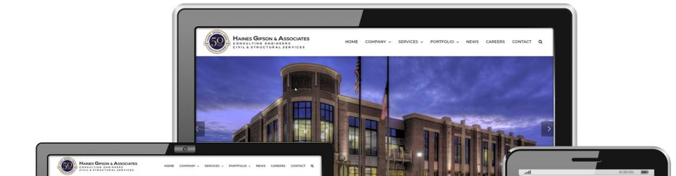 Haines Gipson Website